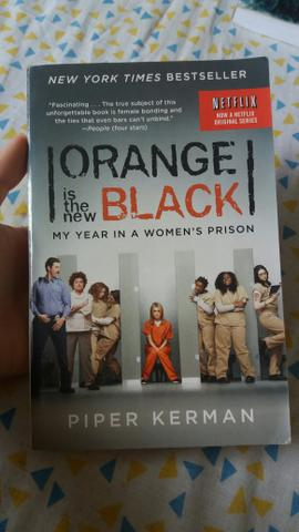 Livro Orange is The New Black