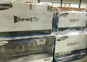 TVs Smart. TVs Curved. TVs UHDtv