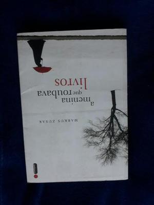 Vendo 3 livros