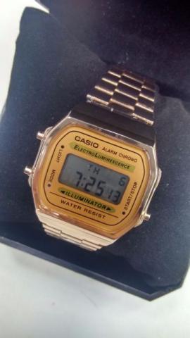 92f5fd7f1b4b Relógio casio retro vintage- aceitamos cartões
