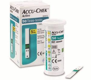 Vendo 200 lancetas Accu check Active Só R$190 RJ
