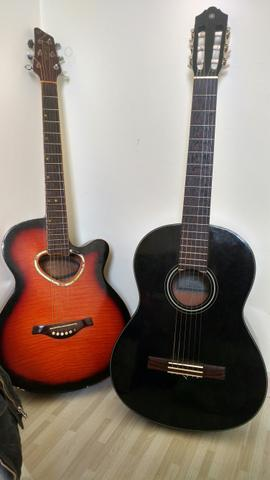Aula de violão - iniciantes