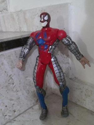 Boneco do homem aranha + outros brinquedos