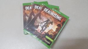 DeadRising 4 Lacrado Em Português Xbox One + Garantia