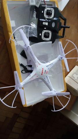 Drone Syma x5c com camera e tres baterias