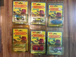 Matchbox Lote de Carrinhos Anos 70-rara coleção