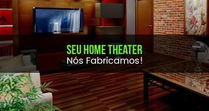 Móveis Planejados Para Home Theater em cuiabá