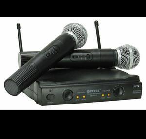Microfones profissional UHF SM-58ll