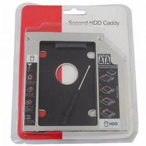 Caddy para HD ou SSD (Notebook)