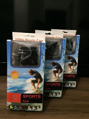 Câmera Full HD Sport p.