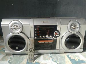 Radio mini sistem marca Gradiente original
