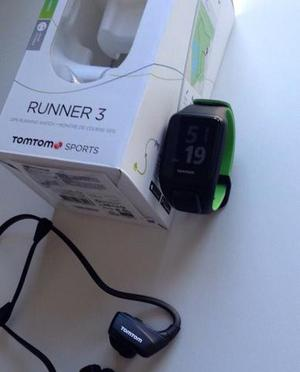 TomTom Runner 3 Cardio Music