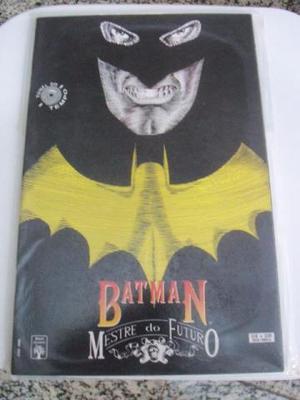 Edição especial de luxo Batman - Mestre do Futuro (editora