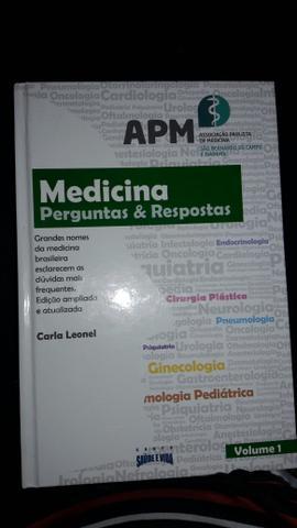 """Livro: """"Medicina, Perguntas e Respostas"""""""