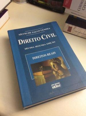 Livro de Direito: Direito Civil - Sílvio de Salvo Venosa