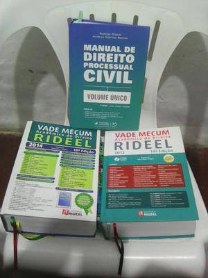 Livros de direito. os tres por: 150: reais