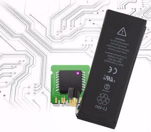 Bateria para iphone 5, 5s e 6 com kit de ferramenta para tro
