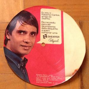 Discos do Roberto Carlos raros