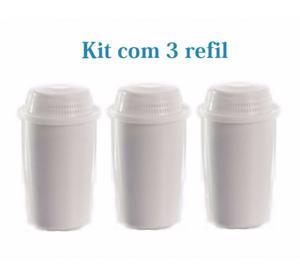 Kit com 3 unidades de Refil da Jarra Magnetizadora