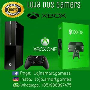 Xbox One 500GB novo + Controle + 1 jogo