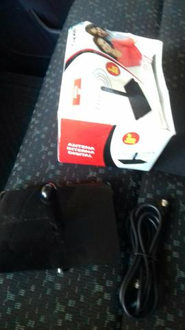 Antena interna nova na caixa promocao 80 reias