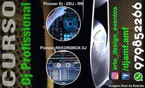 Curso de Dj Profissional - Nova Controladora DDJ - RR (com