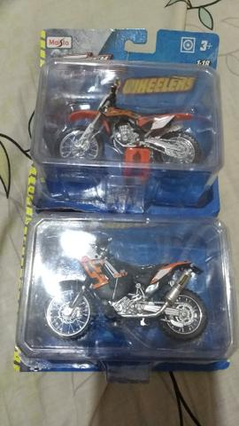Ktm rally e ktm cross 1:18