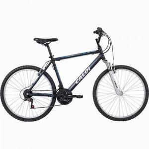 Bicicleta Caloi Aluminio Aro  Marchas MTB - Nova