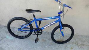 Bicicleta aro 20 Cross Sundown semi nova