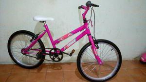Bicicleta aro 20 Track Bikes semi nova