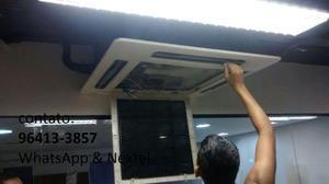 Conserto de Ar Condicionado R  Parcelamos em Até 3x