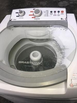 Lava roupa da brastemp clean 8 kilos
