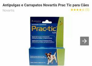 Lote antipulgas cães de 11 a 22 kilos(lote com 20 unidades)