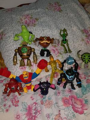 Coleção personagens BEN 10.