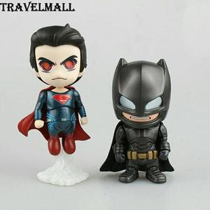 Figuras de ação (Boneco) Cosbaby Batman vs Superman