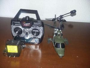 Helicoptero de radio controle novissimo