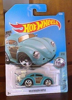 Hot Wheels  Fusca - Lacrado