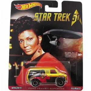 Hot Wheels Pop Culture Star Trek Transit supervan
