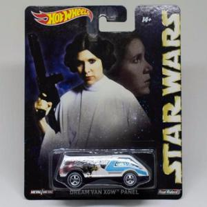 Hot Wheels Pop culture Star Wars Dream Van