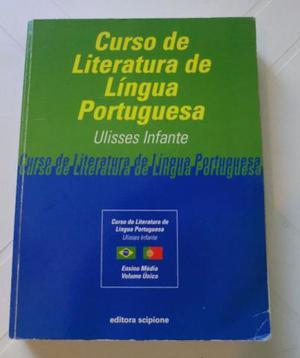 Livro Curso de Literatura de Lingua Portuguesa - Ulisses