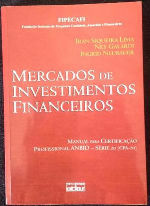 Livro Mercados de Investimentos Financeiros
