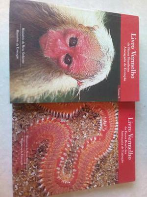 Livro Vermelho da Fauna Brasileira Ameaçado de Extinção