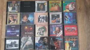 Lote/Coleção 350 CD's Nacionais e Importados