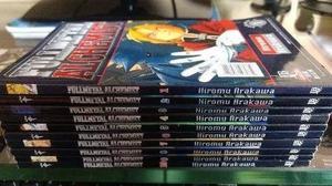 Mangás Fullmetal Alchemist - Vários Números