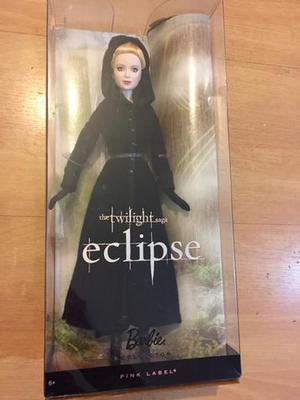 Boneca Jane da Saga e Eclipse Barbie Collector