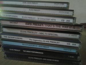 CDs Elvis Presley
