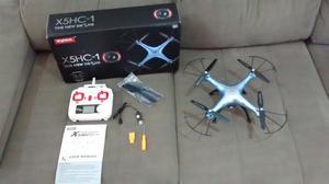 Drone Syma x5hc com estabilizador de altura