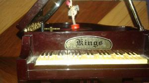 Porta Joias Musical Rings