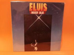 Vinil Lp Elvis Moody Blue Disco azul Importado Made In Usa