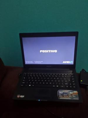 Notbook positivo s/ HD, 4 gb Ram, dual CORE
